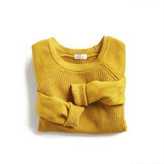 Stitch Fix Fall Stylist Pick: Mustard sweater