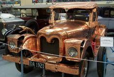 Copper truck way cool