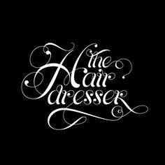 Visual identity we did for The Hairdresser, a boutique salon located on the fringe of Adelaide's CBD. #sector7g