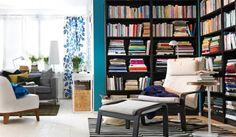 IKEA Living Room Designs 2011