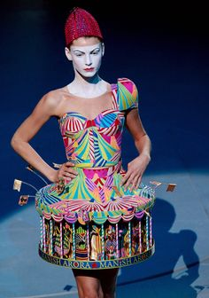 Carousel Dress, now this might be a little too horse crazy...