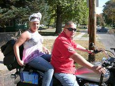 My son Roger Fleener and his wife Angela Clark Fleener