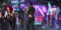 Cyberpunk series, R XX My Fantasy World, Fantasy Books, Odst Halo, Shadowrun Rpg, High Tech Low Life, Future People, Cyberpunk 2020, Space City, Cyberpunk Aesthetic