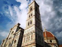 Firenze - Italy -  Giotto  Bell tower.