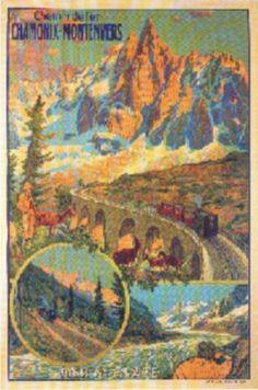 1920 Chamonix Montenvers 01