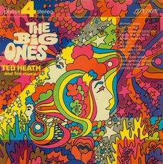 """electripipedream: """" Ted Heath and His Music The Big Ones 1970 """""""