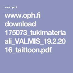 www.oph.fi download 175073_tukimateriaali_VALMIS_19.2.2016_taittoon.pdf