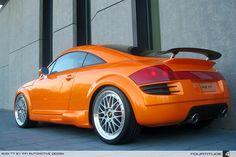 a Audi Tt