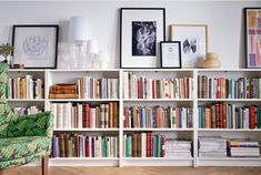 11 ideas for low bookshelves for your home ideas for low bookshelves for your home Recommend.my LIVINGfantastic ikea billy bookshelves ideas for your homefantastic ikea billy bookshelves ideas for your homelow bookshelf floor - Low Bookshelves, Styling Bookshelves, Metal Bookcase, Ikea Billy Bookcase, Modern Bookcase, Bookshelf Design, Bookshelf Ideas, Barrister Bookcase, Bookcase Wall