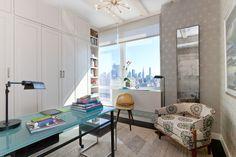 Drew McGukin Interiors - Chelsea Apartment - contemporary - home office - new york - Drew McGukin Interiors