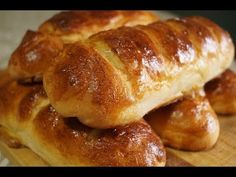 Pan de leche casero. ¡Súper exquisito! - YouTube