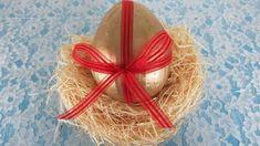DIY - Ovo de Páscoa feito com papel de jornal!  #pascoa #diy #tutoriais
