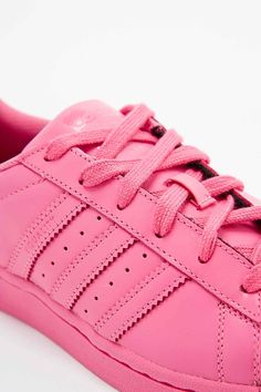 Adidas X Pharrell - Baskets Supercolor Superstar roses