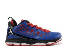 new arrival 56691 8126a Jordan CP3 VI 6 Game Royal Blue Gym Red White Black Shoes are in a sale