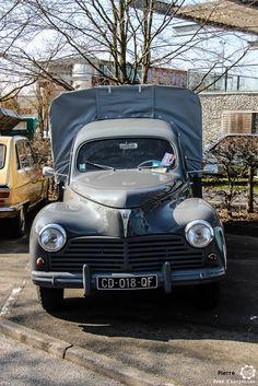 #Peugeot #203 Pick Up au salon de Reims. Reportage complet…