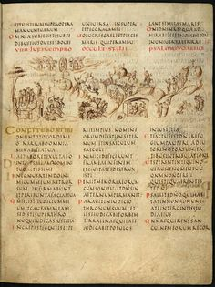 Psalterium Latinum The Utrecht Psalter , Utrechts Psalterium. Utrecht, Medieval, Nautical Chart, Prints, Spring 2015, Art, Mid Century, Middle Ages