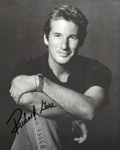 Richard Gere!♥   The first love is unforgettable...