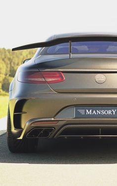 S63 amg Mansory
