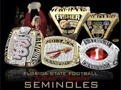 PHOTO: Want to See What Florida State's BCS National Championship Rings Look Like? | FatManWriting