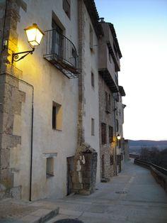Calle de Ronda. Cuenca, Spain