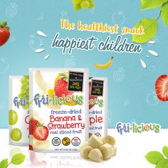 Artificial Out. Delicious In. #frulicious #delicious You can shop at: http://fru-licious.com/
