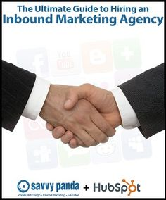 Free eBook: The Ultimate Guide to Hiring an Inbound Marketing Agency. Selecting the correct marketing agency can be a confusing process. It's important to be fully educated before making a decision of who to partner with.