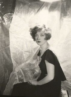 Marion Davies photographed by Cecil Beaton , 1920's