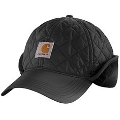 12a4c41bcb5 The Carhartt Men s Gilliam Quilted Cap is an insulated hat for cold days  outside. Earn up to back in Moosejaw Reward Dollars on every order.