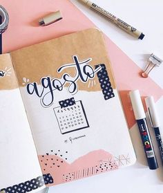 journal Bow tie – It's different from the regular neck tie If you are tired off with the same patter Bullet Journal School, August Bullet Journal Cover, Bullet Journal Month, Bullet Journal Aesthetic, Bullet Journal Notebook, Bullet Journal Themes, Bullet Journal Spread, Bullet Journal Inspo, Bullet Journal Washi Tape