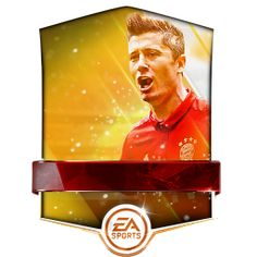 Robert Lewandowski FIFA Mobile 17 - 95 | Futhead