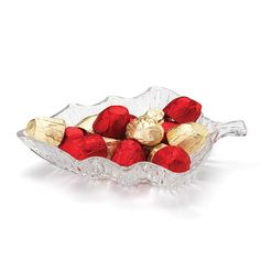 Celebrations by Mikasa® Christmas Night Treat Dish