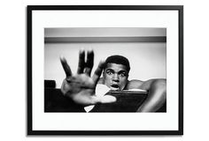 One Kings Lane - The Artist's Loft - Give Me Five - would LOVE cassius clay in the collage