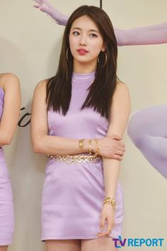 Suzy @ KBS Music Bank press conference