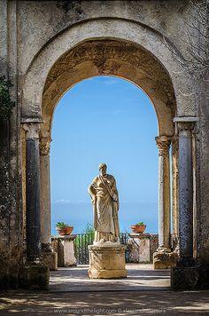 Villa Cimbrone, Ravello , Italy
