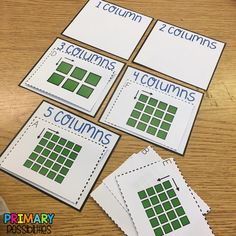 Arrays are the beginning step to understanding the concept of multiplication. Most second grade teacher introduce them to the whole class t...