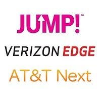 AT Verizon Wireless T-Mobile Cell Phone Early Upgrades– Next, Edge, Jump?