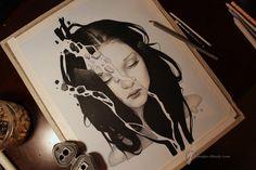 Depression by JenniferHealy.deviantart.com on @deviantART
