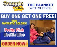 snuggie blanket for kids