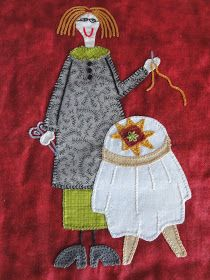 Annie Downs, Applique Quilt Patterns, Christmas Crafts, Christmas Ornaments, Quilt Blocks, Needlework, Creations, Patches, Crafty