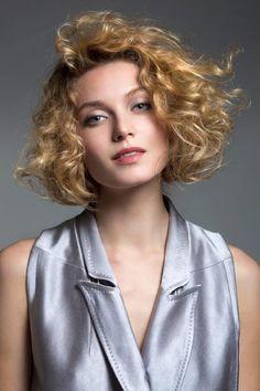 Hair: Vania Laporte Products: L'Oréal Professionnel