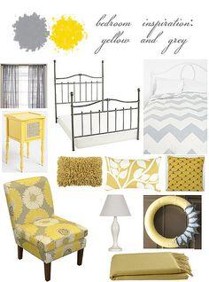 Yellow & Grey