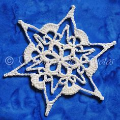 Stand Out Snowflake