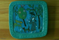 Rut Bryk Uppsala, Lassi, Modern Ceramics, Glass Ceramic, Ceramic Artists, Teal Blue, Finland, Lunch Box, Porcelain