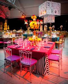 Adventures with Alice: Alison Silcoff Events Dreams up an Alice in Wonderland Theme for the Daffodil Ball