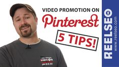 5 Ways to use Pinterest for Promoting Your Videos [Creator's Tip