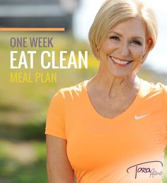 Another 1 Week #EatClean #Menu Plan! Click through to download my clickable PDF, loaded with more than 20 #EatCleanDiet-approved #recipes! Breakfast, lunch, dinner and snacks - I've got you covered! Includes #training suggestions too! #eatingclean #cleaneating #mealprep #toscareno #menuplan #mealplan #1weekmealplan #1weekmenu #eatcleanweek #cleaneatweek #sundayprep