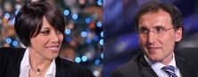 Il ministro ex pidiellino e il marito del Pd hanno tessuto una rete di potere sull'asse Sannio-Puglia. Fatta di clientele, favori, incarichi ad amici. Una larga intesa che ora mette a rischio il governo