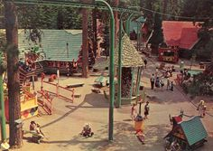 Vintage Flashback // Summertime fun in Santa's Village California Christmas, Christmas Destinations, Santa's Village, Big Bear Lake, Lake Arrowhead, The Good Old Days, Vintage Photographs, Winter Wonderland, Places To Travel