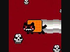 Nyan Cat save us!!! It's Tac Nayn!!!