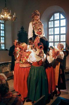 sweden honeymoon pinterest | Swedish Wedding | Sweden: Folkdräkt | Pinterest